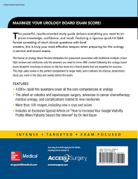 buy urology board review pearls of wisdom fourth edition book