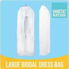 Wedding Dress Bag Xl Large Breathable Protector Garment Bridal Wedding Dress Storage