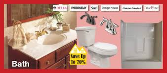 Builders Warehouse Bathroom Accessories by Bathroom Remodeling Save Up To 80