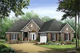 Acadian Cottage House Plans Acadian House Plan 3 Bedrms 2 Baths 1917 Sq Ft 141 1009
