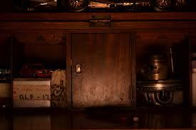 inherited an old desk help me unlock the secret shelf