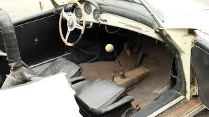 porsche speedster super project 1957 porsche 356 speedster
