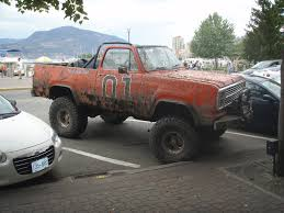 mudding trucks general lee pick up truck kelowna bc glenn and bec flickr