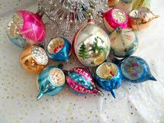 box germany poland fancy indents glass christmas ornaments