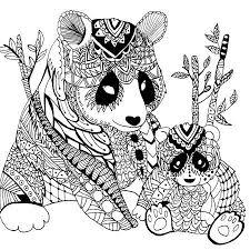 25 unique panda coloring pages ideas on pinterest animal