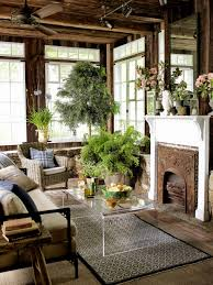 decorations living room living room with stone fireplace
