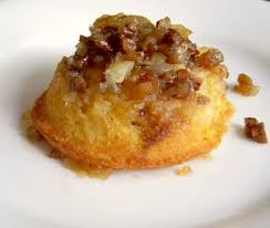 pineapple pecan upside down cupcakes