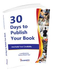 publish your book on amazon 30 day workbook template 7