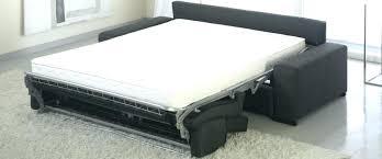 canapé lit tunis canape lit clic clac canapac convertible en bois avec matelas