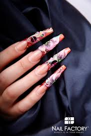 64 best uñas nail factory images on pinterest acrylic nails