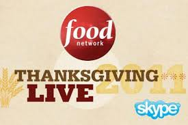 do you want to be on thanksgiving live this sunday fn dish