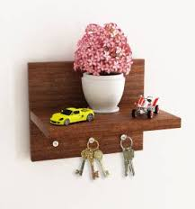 wooden wall wall shelves buy wall shelves at best prices in india