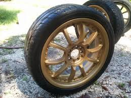 painted my wheels 02 wrx subaru wrx forum