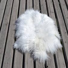 White Sheepskin Rugs Online Get Cheap White Fur Blanket Aliexpress Com Alibaba Group