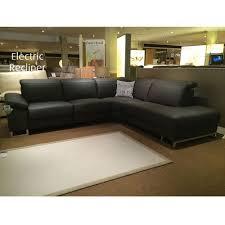 leather corner recliner sofa reclining leather corner sofa bible saitama net