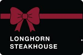 longhorn gift cards longhorn steakhouse gift cards by retailmenot