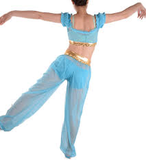 Genie Costumes Halloween Princess Jasmine Costume Picture Detailed Picture
