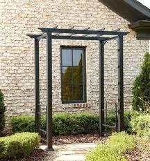 Simple Aluminum Trellis U2013 Outdoor Decorations