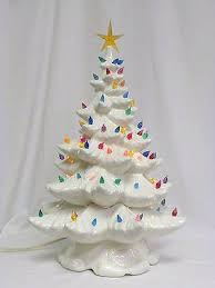 Ceramic Christmas Tree With Lights For Sale Light Kit For Ceramics With Switch Cord U0026 Clip Puffy Mondaes
