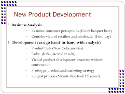 chapter 10 developing and managing products types of innovations