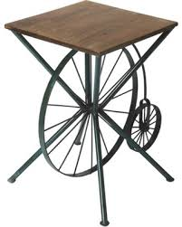 butler accent table find the best deals on butler bicycle accent table size one size grey