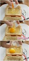 Buttered Bread In Toaster Cheesy Baked Egg Toast Crazy Adventures In Parenting