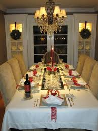 Simple Table Decorations by 28 Christmas Table Decorations U0026 Settings White Tablecloth