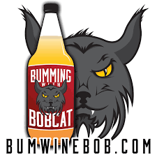 beer cheers cartoon bumming with bobcat