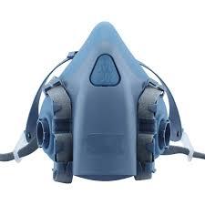 Masker Gas 7502 masker debu respirator masker gas tubuh kimia filter cat