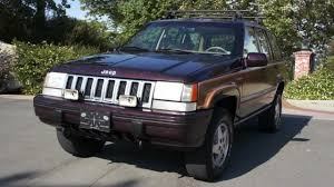 wagoneer jeep 2016 1993 jeep grand wagoneer specs and photos strongauto