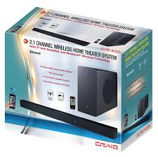 wireless home theater system craig cht978 home theater system 2 channel wireless with walmart com