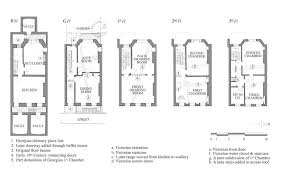 19th Century Floor Plans by An Exemplar Of Georgian Spatial Ordering U2013 Jun 15 Welcome To