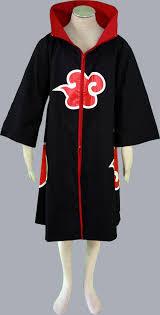 Halloween Costumes Naruto Naruto Dawn Akatsuki Organization Overcoat Cosplay Costume