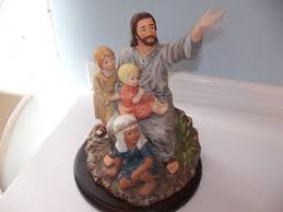 homco home interior home interiors homco masterpiece jesus the children