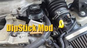 nissan 350z year to year changes dipstick mod dipstick hard to read g35 350z youtube