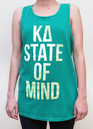 Comfort Colors Tank Tops All Apparel Kd State Of Mind Tank Tank Top