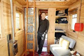 120 sq ft small house movement living in 120 square feet sfgate