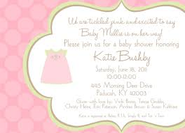 how to make baby shower invitations for girls ideas u2014 anouk