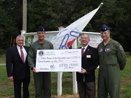 Col House Colonel Selects Donate Funds To Fisher House U003e Eglin Air Force