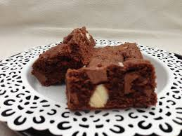the best triple chocolate brownie recipe the hungry mum