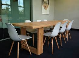 Timber Boardroom Table Recycled Timber Tables Tim T Design