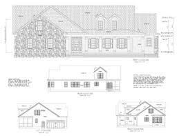 plans being built by pinter construction and development inc