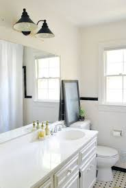 How To Change Light Fixture In Bathroom Replacing An Old Bathroom Light Young House Love