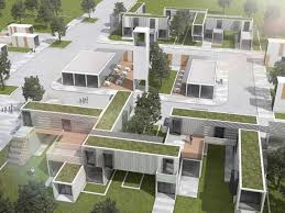 designing inclusive architecture 4 lessons from the german image from a study into the use of shipping containers for housing rendering by yes architecture