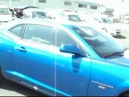 aqua blue camaro 2010 chevy camaro limited edition aqua blue 2ss chevrolet