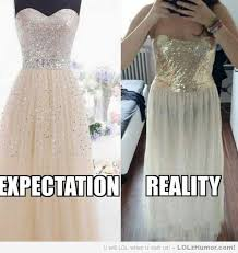 Dress Meme - this is why you shouldn t order a prom dress from china lolz humor