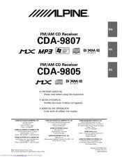 alpine cda 9807 wiring diagram alpine brake wires car audio head