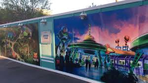 toy story land construction walls up concept art youtube toy story land construction walls up concept art