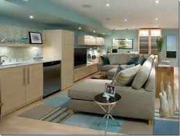 Decorating Ideas For Basements - Family room accessories