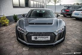 pd800wb audi r8 v10 plus is prior u0027s widebody goodness needs more